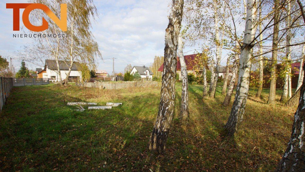 Działka budowlana na sprzedaż Gospodarz  1000m2 Foto 2