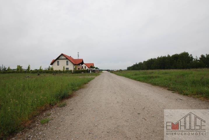 Działka budowlana na sprzedaż Mazurowice  1250m2 Foto 1