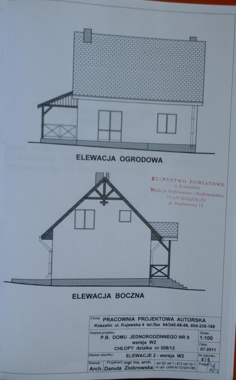 Działka budowlana na sprzedaż Chłopy, Widokowa  755m2 Foto 7