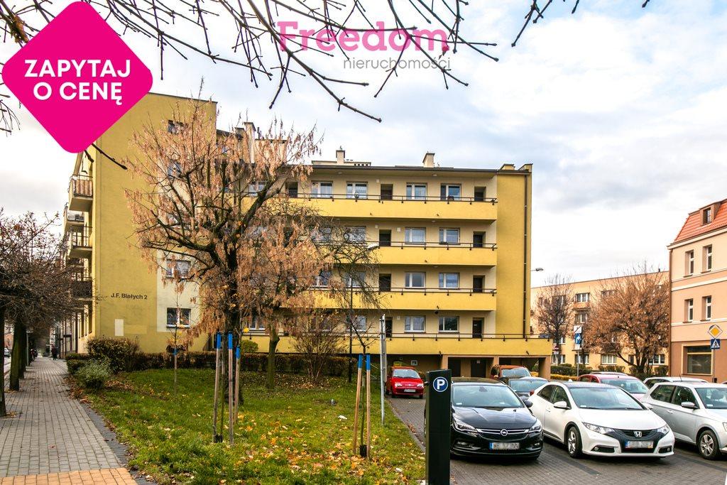 Mieszkanie trzypokojowe na sprzedaż Rybnik, Jadwigi i Feliksa Białych  64m2 Foto 1