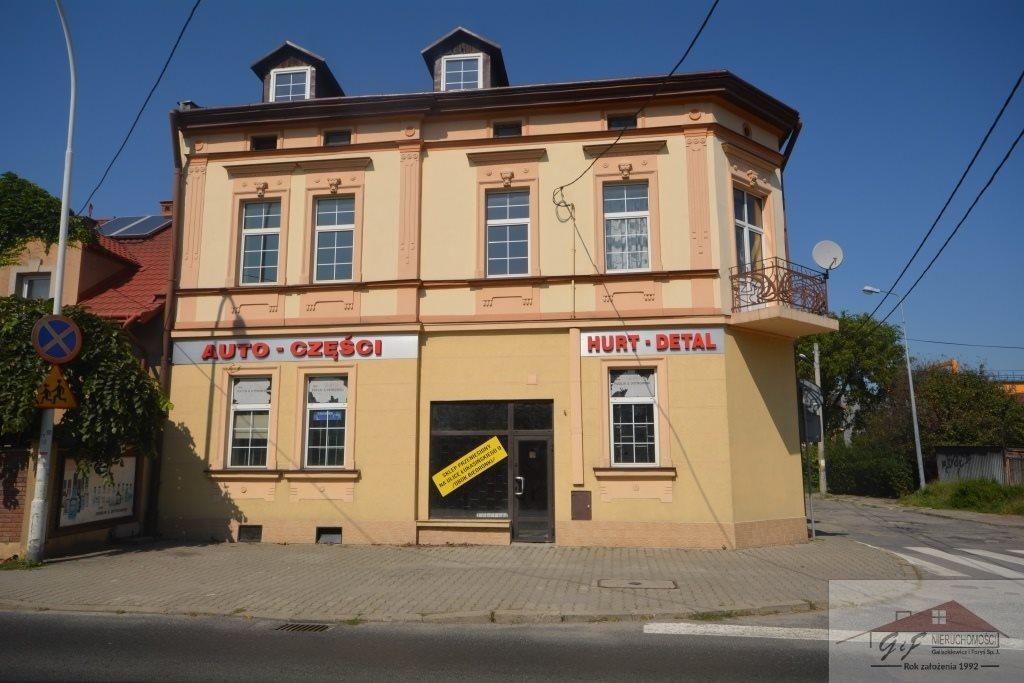 Lokal użytkowy na wynajem Przemyśl, Ludwika Mierosławskiego  71m2 Foto 1
