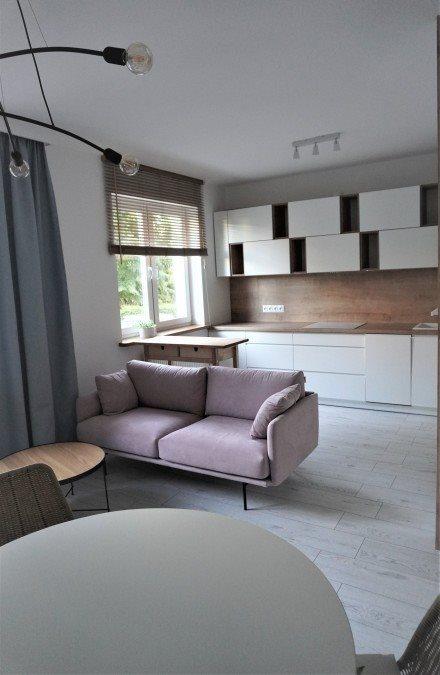 Mieszkanie dwupokojowe na sprzedaż Szczecin, Warszewo  45m2 Foto 3