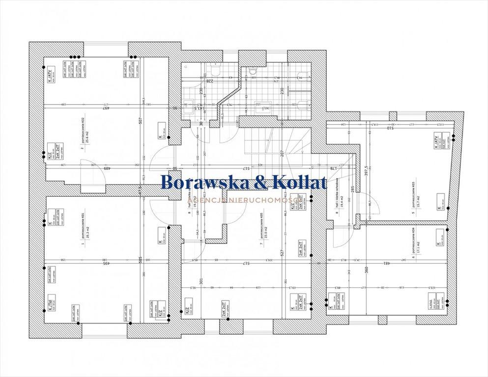 Lokal użytkowy na wynajem Warszawa, Żoliborz, Plac Joachima Lelewela  700m2 Foto 11