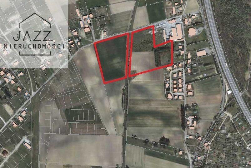 Działka budowlana na sprzedaż Gdańsk, Klukowo  50000m2 Foto 1