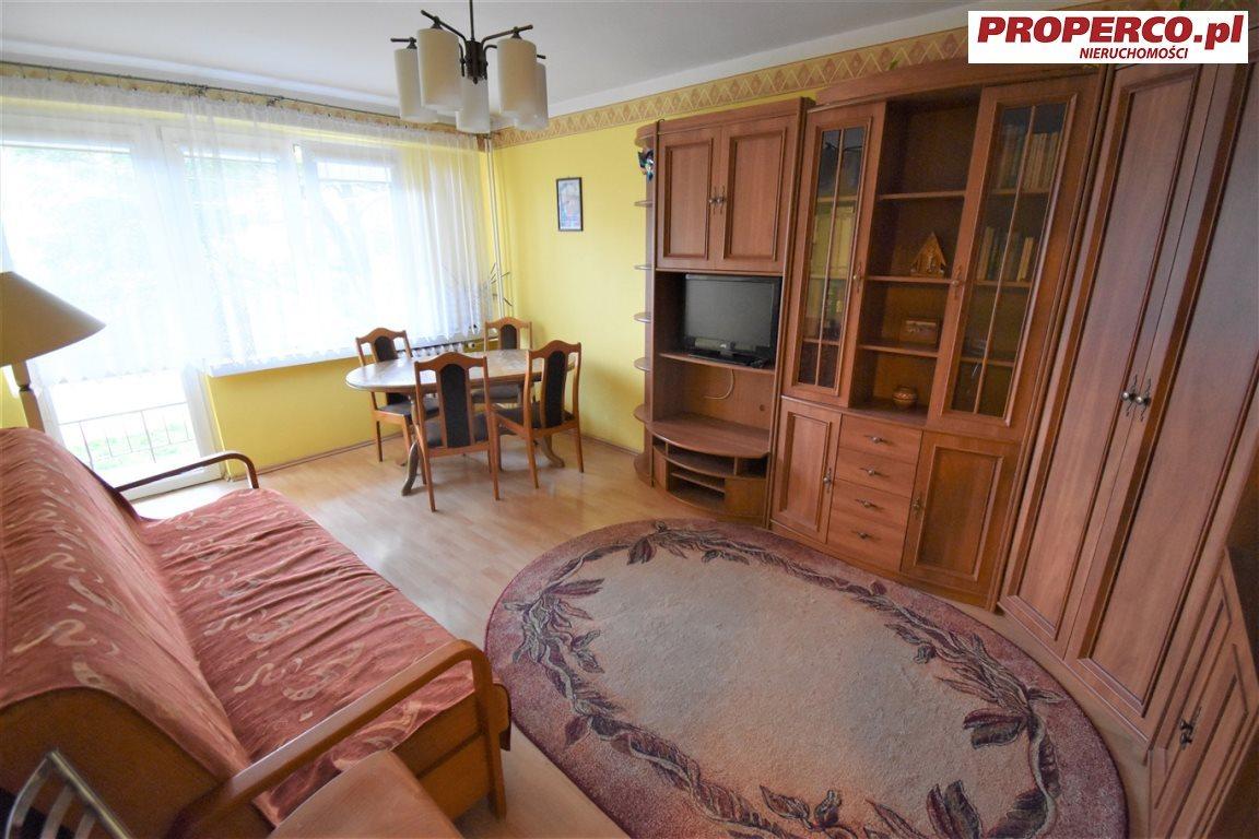 Mieszkanie dwupokojowe na wynajem Kielce, Bocianek  42m2 Foto 2