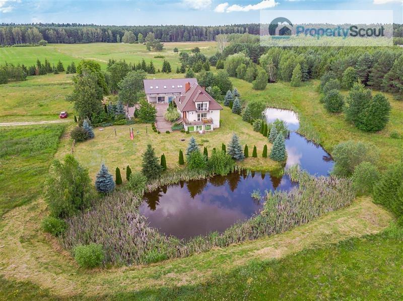 Dom na sprzedaż Bartel Wielki  218m2 Foto 2