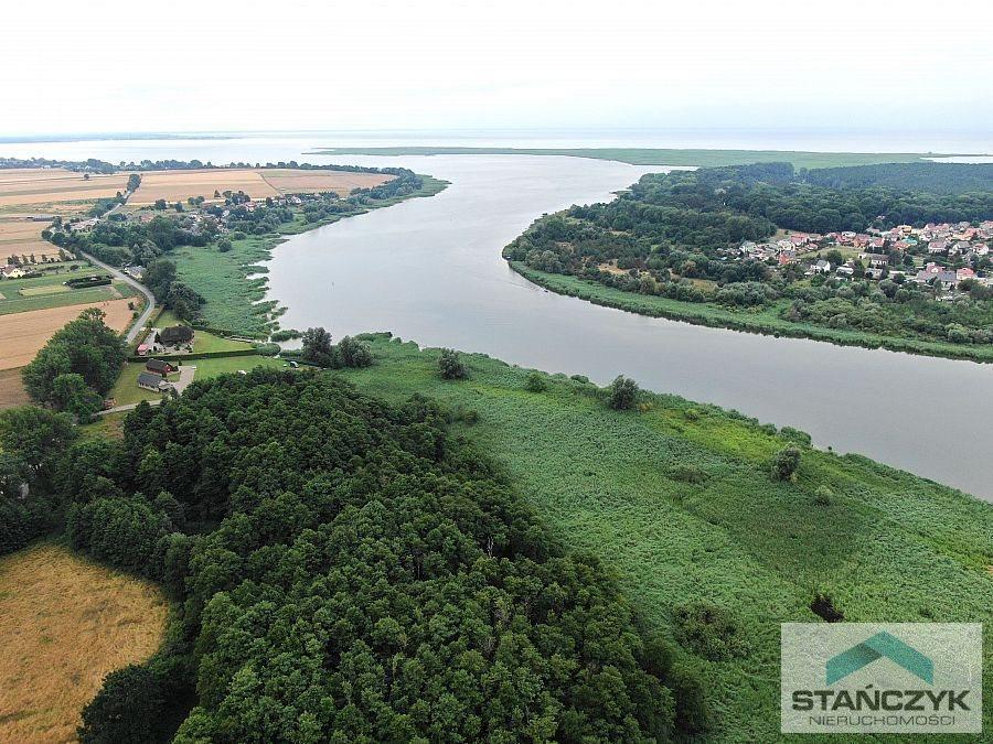 Działka budowlana na sprzedaż Wolin, Rzeka , łąki  5245m2 Foto 2