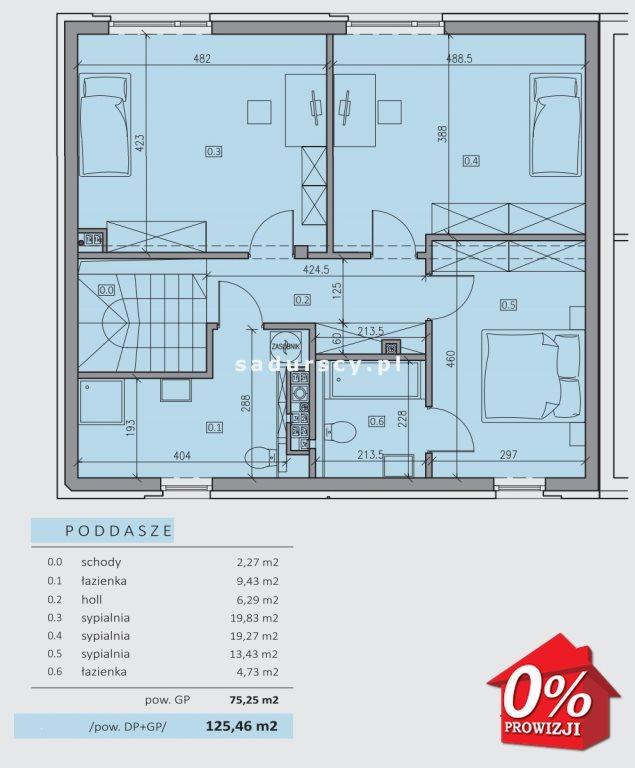 Mieszkanie czteropokojowe  na sprzedaż Kraków, Bronowice, Bronowice Małe, Pasternik - okolice  125m2 Foto 4