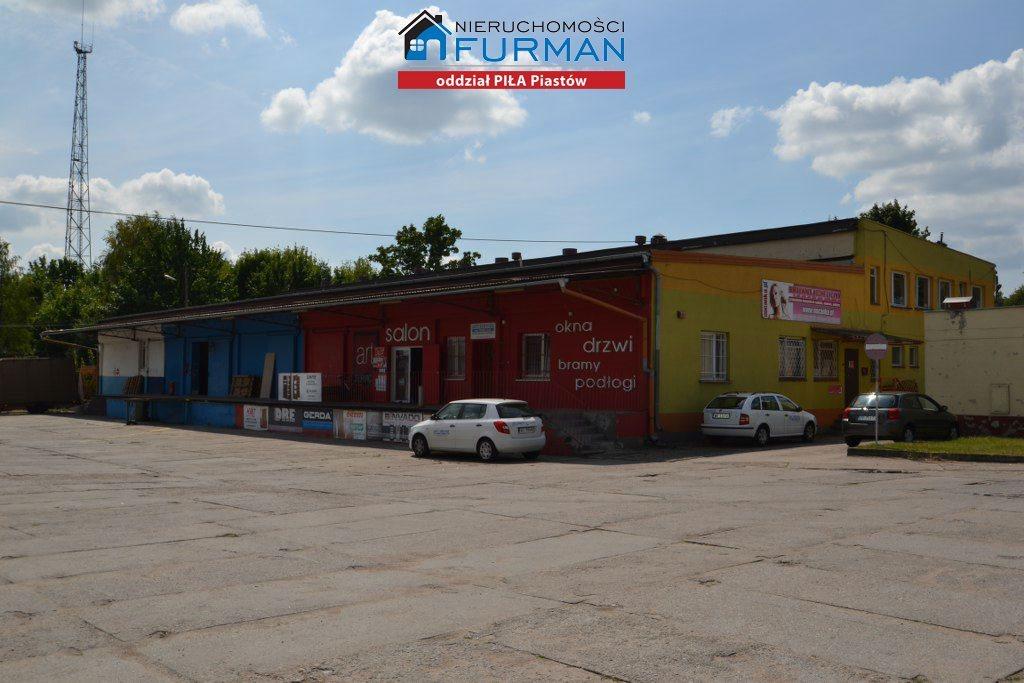 Lokal użytkowy na sprzedaż Piła, Staszyce  3210m2 Foto 3