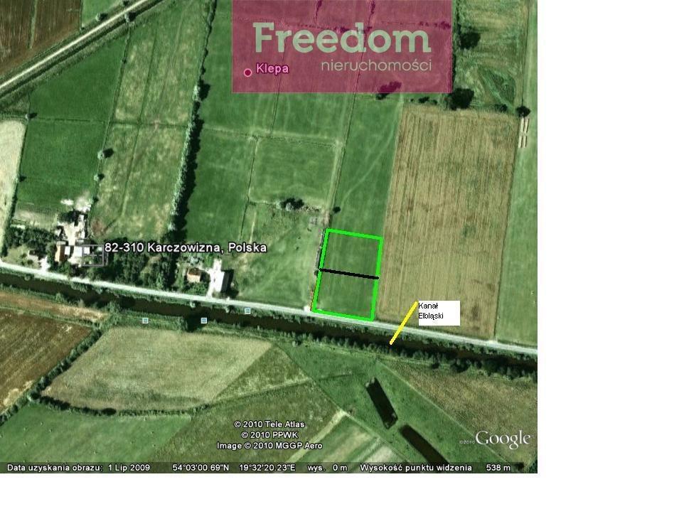 Działka rolna na sprzedaż Drużno  6101m2 Foto 3