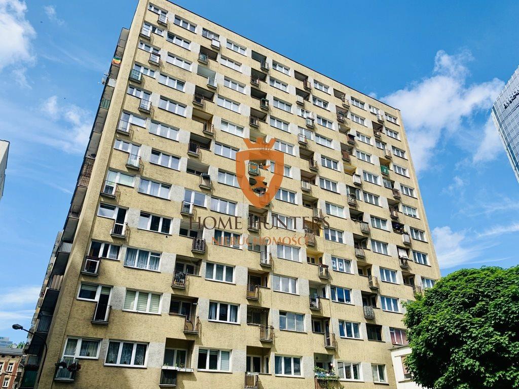 Mieszkanie dwupokojowe na sprzedaż Warszawa, Wola, Pańska  38m2 Foto 1