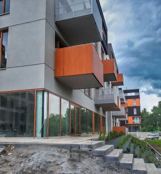 Mieszkanie dwupokojowe na sprzedaż Katowice, Brynów, Meteorologów 7  53m2 Foto 1