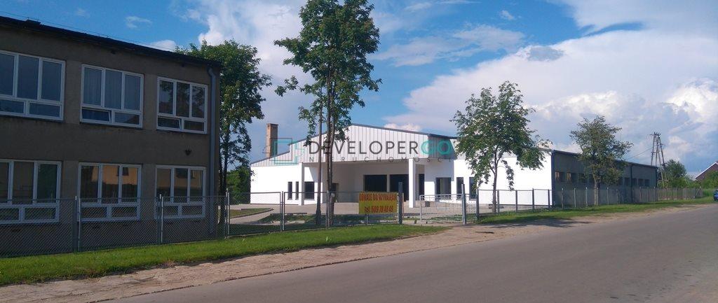 Lokal użytkowy na sprzedaż Dąbrowa Białostocka  1695m2 Foto 4