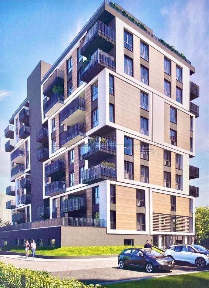 Mieszkanie trzypokojowe na sprzedaż Katowice, Dolina Trzech Stawów, Sikorskiego  70m2 Foto 4