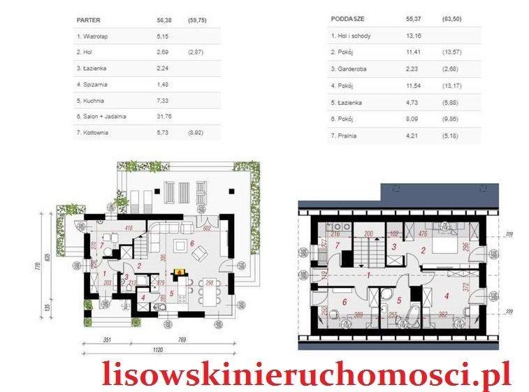 Dom na sprzedaż Lutomiersk  123m2 Foto 5