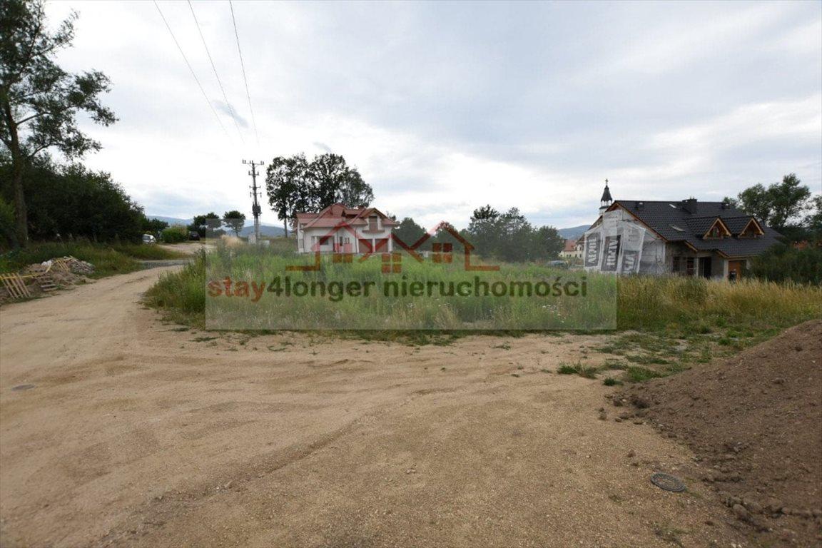 Działka budowlana na sprzedaż Jelenia Góra  901m2 Foto 1