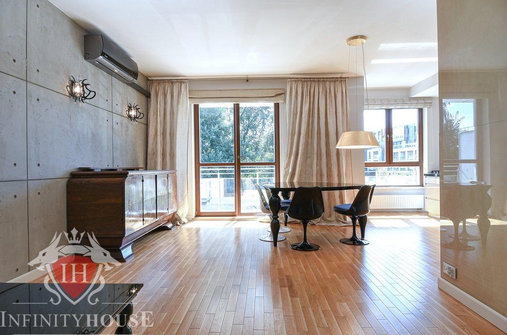 Mieszkanie czteropokojowe  na sprzedaż Warszawa, Wilanów, Franciszka Klimczaka  106m2 Foto 5