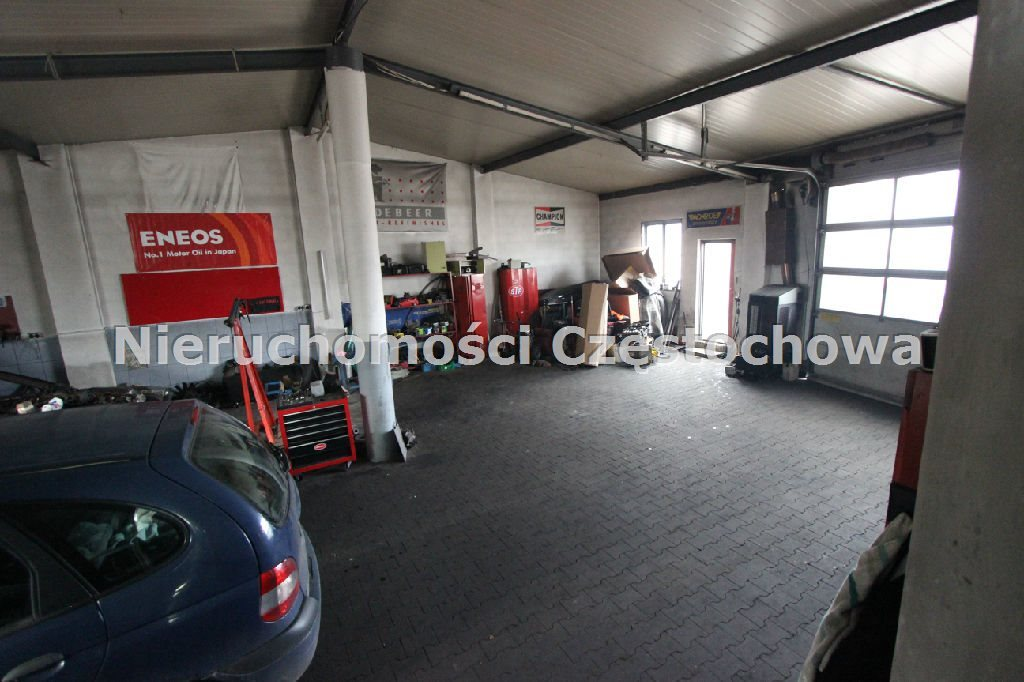 Magazyn na sprzedaż Częstochowa, Wyczerpy Dolne  1000m2 Foto 1