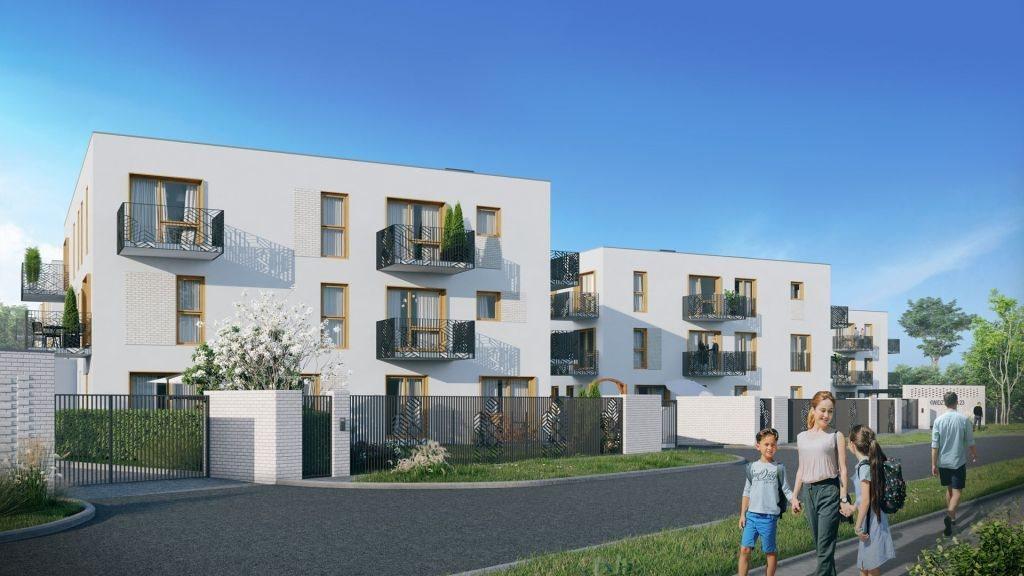 Mieszkanie dwupokojowe na sprzedaż Wrocław, Psie Pole, Kwidzyńska  35m2 Foto 4