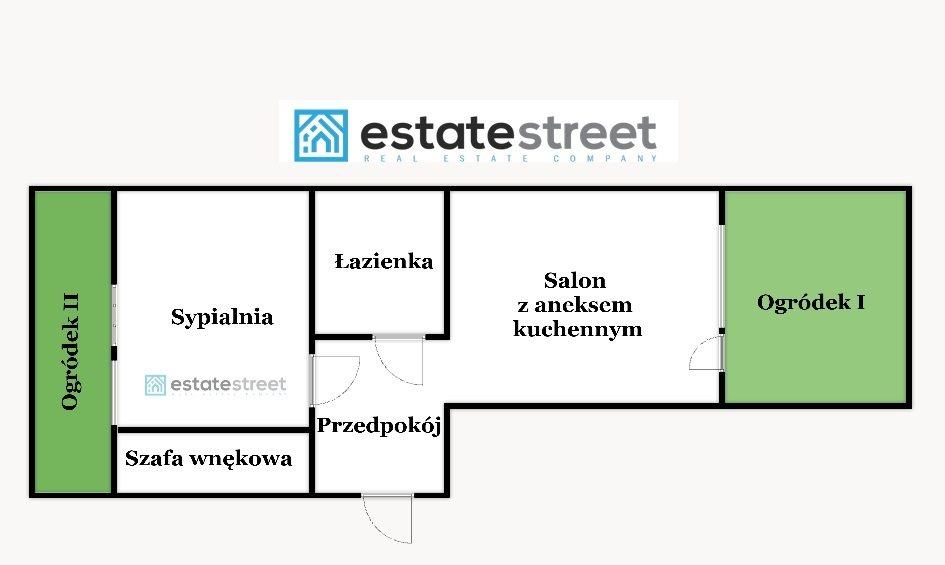 Mieszkanie dwupokojowe na sprzedaż Zakrzowiec  41m2 Foto 12