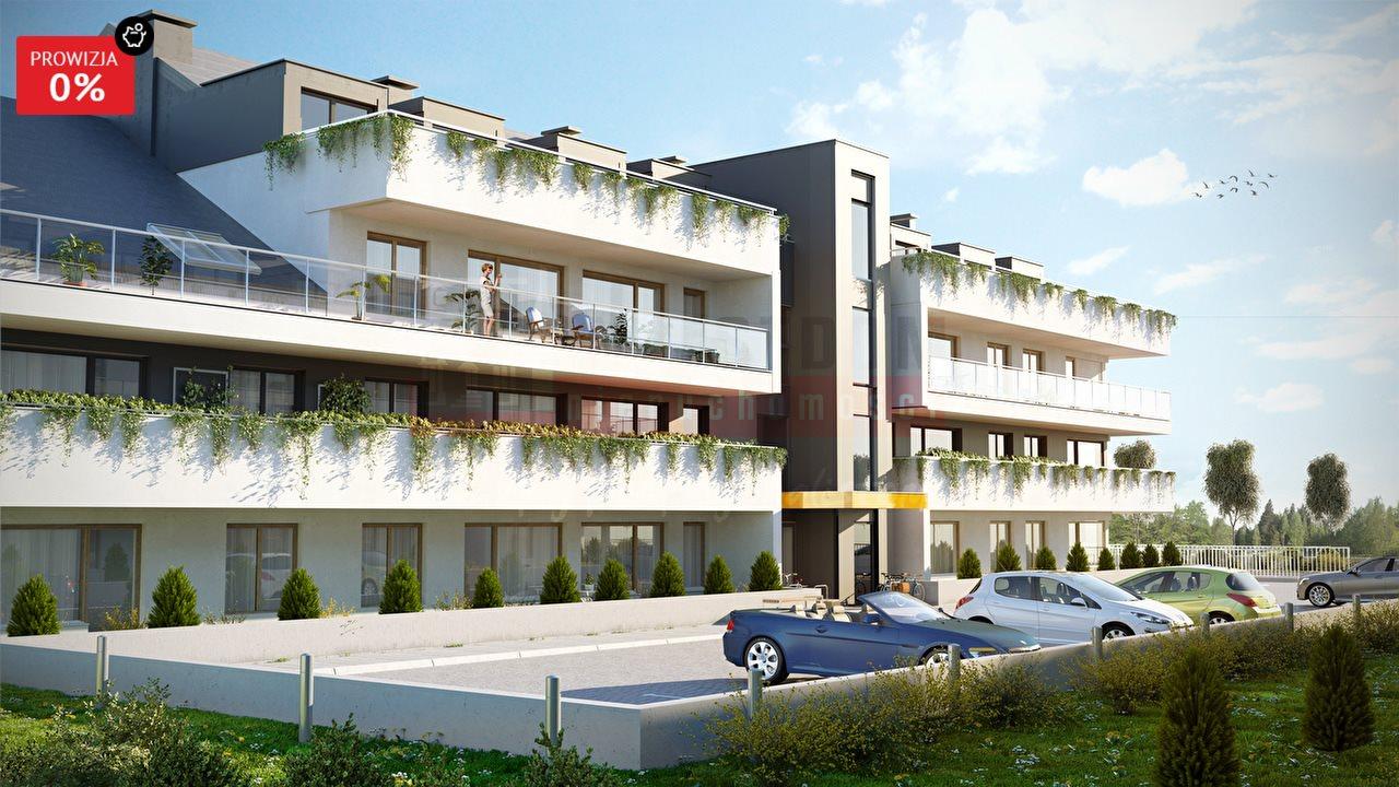 Mieszkanie dwupokojowe na sprzedaż Opole, Malinka  48m2 Foto 1