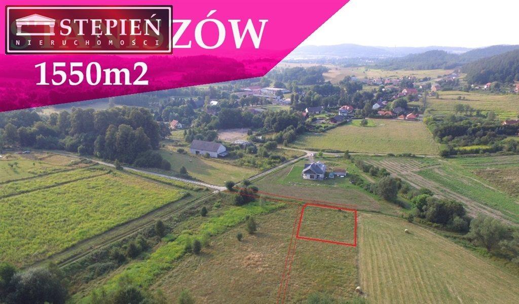 Działka budowlana na sprzedaż Staniszów  1550m2 Foto 2