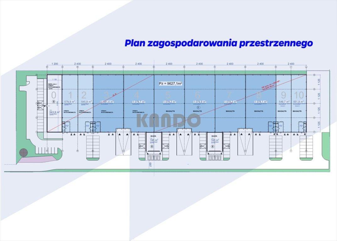 Lokal użytkowy na wynajem Wrocław, Fabryczna, Nowa hala magazynowa, 1100m2, Fabryczna  1100m2 Foto 2
