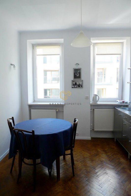 Mieszkanie dwupokojowe na wynajem Warszawa, Śródmieście, Wojciecha Górskiego  45m2 Foto 4
