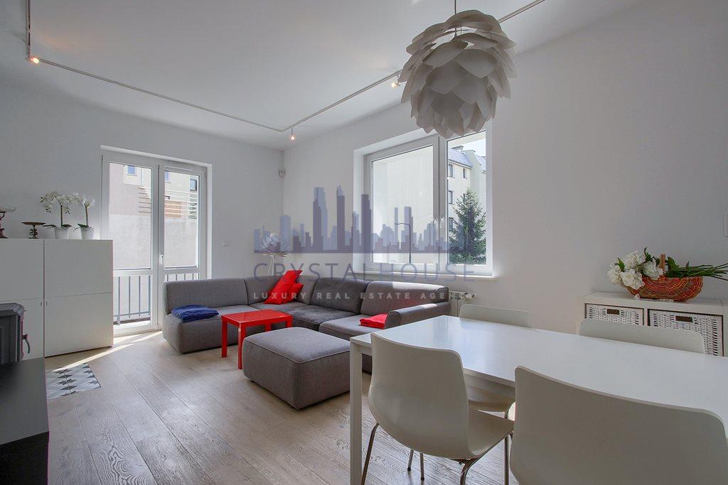 Mieszkanie dwupokojowe na wynajem Warszawa, Praga-Południe, Gedymina  60m2 Foto 6