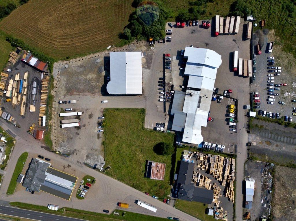 Działka przemysłowo-handlowa pod dzierżawę Ustroń  1800m2 Foto 2