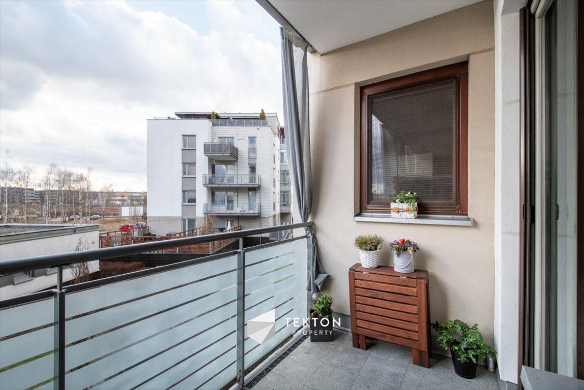 Mieszkanie trzypokojowe na sprzedaż Warszawa, Wilanów Błonia Wilanowskie, Aleja Rzeczypospolitej  90m2 Foto 10