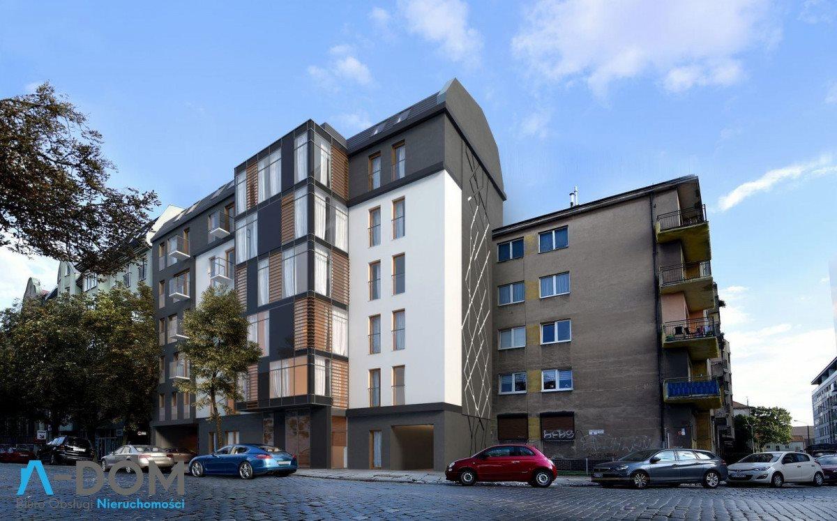 Mieszkanie dwupokojowe na sprzedaż Poznań, Stare Miasto  84m2 Foto 4