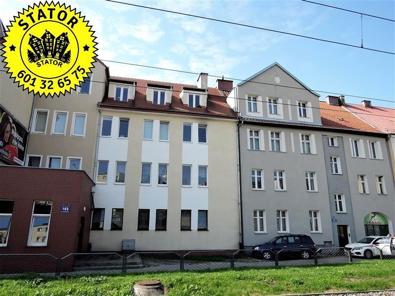 Mieszkanie trzypokojowe na sprzedaż Elbląg, Browarna  56m2 Foto 1