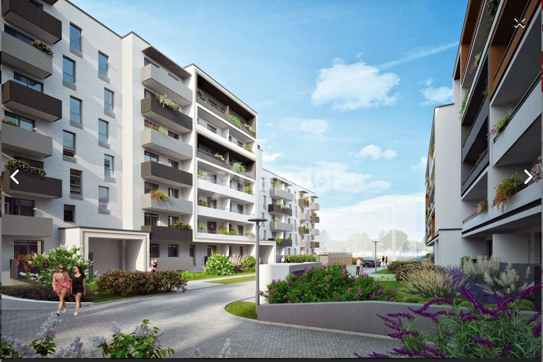 Mieszkanie trzypokojowe na sprzedaż Wrocław, Szczepin, Gnieźnieńska  59m2 Foto 8