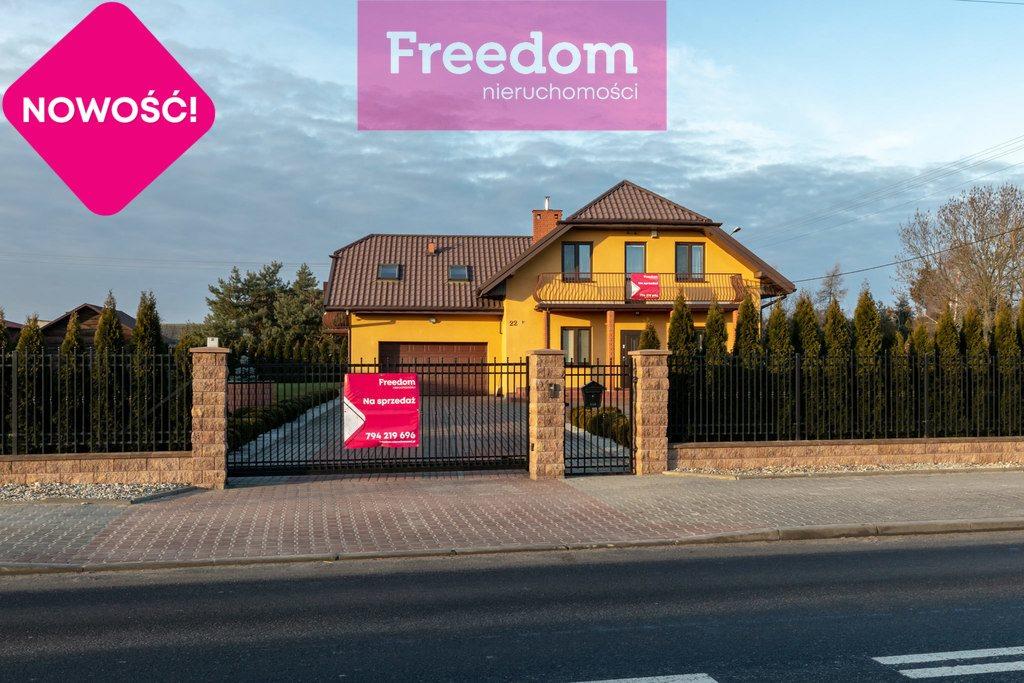 Dom na sprzedaż Uniejów, Henryka Sienkiewicza  262m2 Foto 1