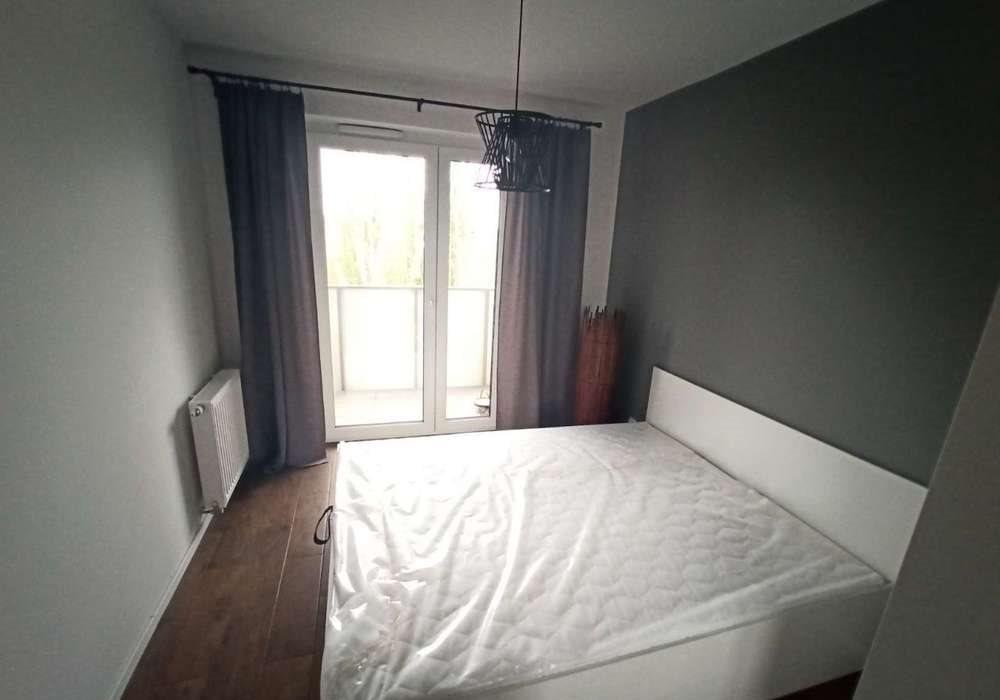 Mieszkanie dwupokojowe na wynajem Katowice, Muchowiec, Ignacego Paderewskiego  38m2 Foto 5