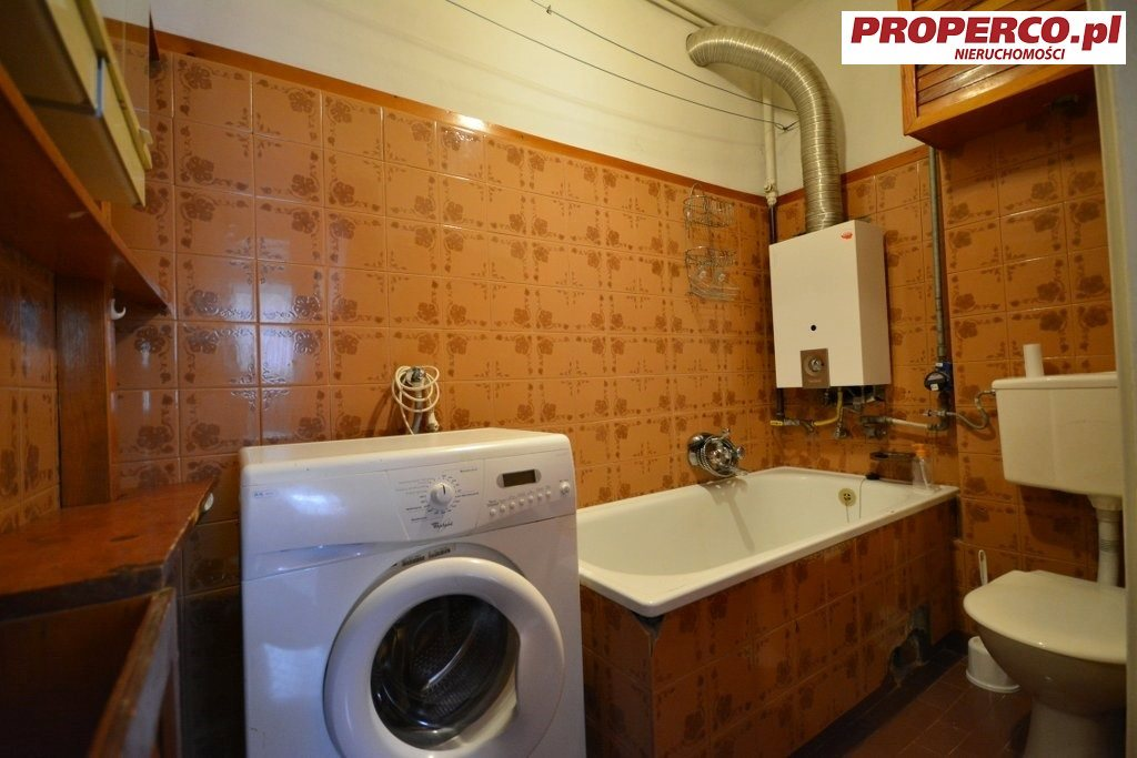 Mieszkanie dwupokojowe na wynajem Kielce, Centrum, Śniadeckich  41m2 Foto 8