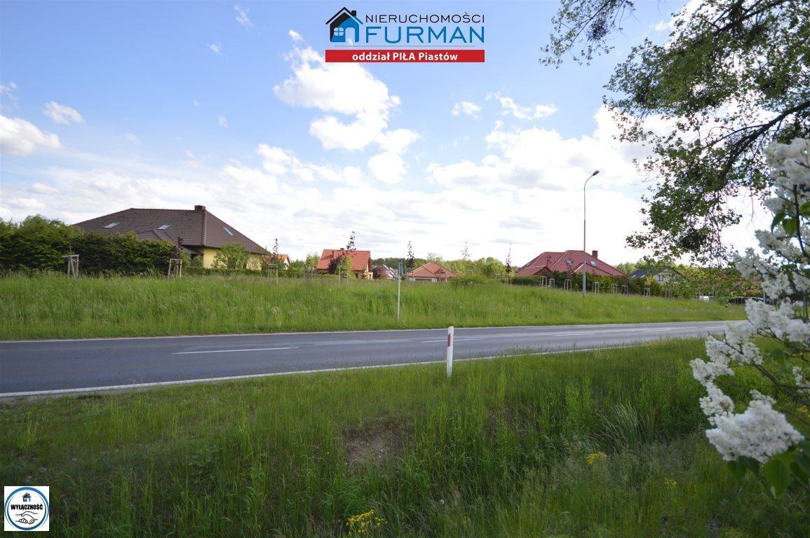 Działka budowlana na sprzedaż Trzcianka, Fałata  1159m2 Foto 3