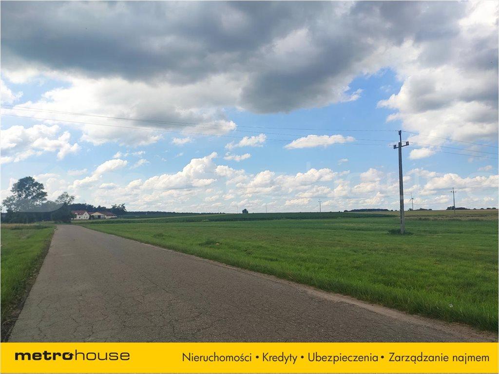 Działka rolna na sprzedaż Krasów, Sokołów Podlaski  43m2 Foto 3