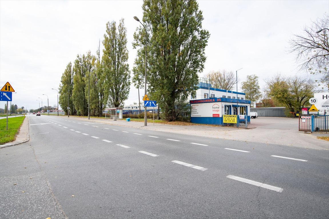 Działka komercyjna pod dzierżawę Warszawa, Białołęka, Płochocińska 35  1000m2 Foto 6