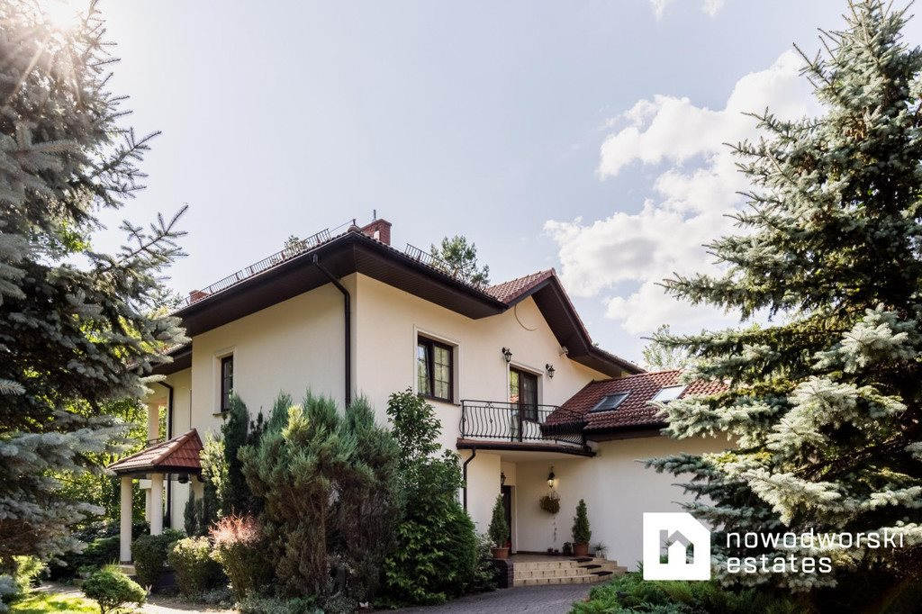 Dom na sprzedaż Wiązowna, Sportowa  430m2 Foto 2