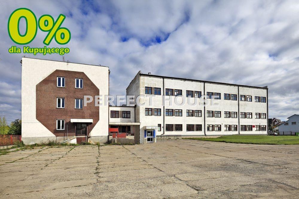 Lokal użytkowy na sprzedaż Łęczna  3633m2 Foto 2