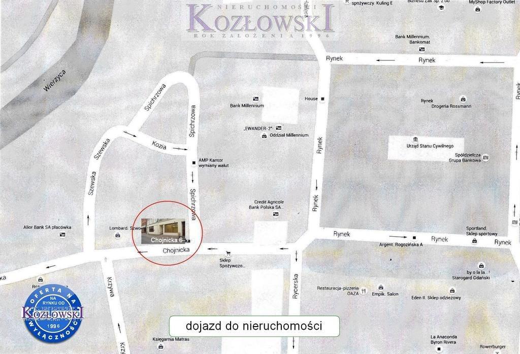 Lokal użytkowy na sprzedaż Starogard Gdański, Chojnicka  521m2 Foto 7