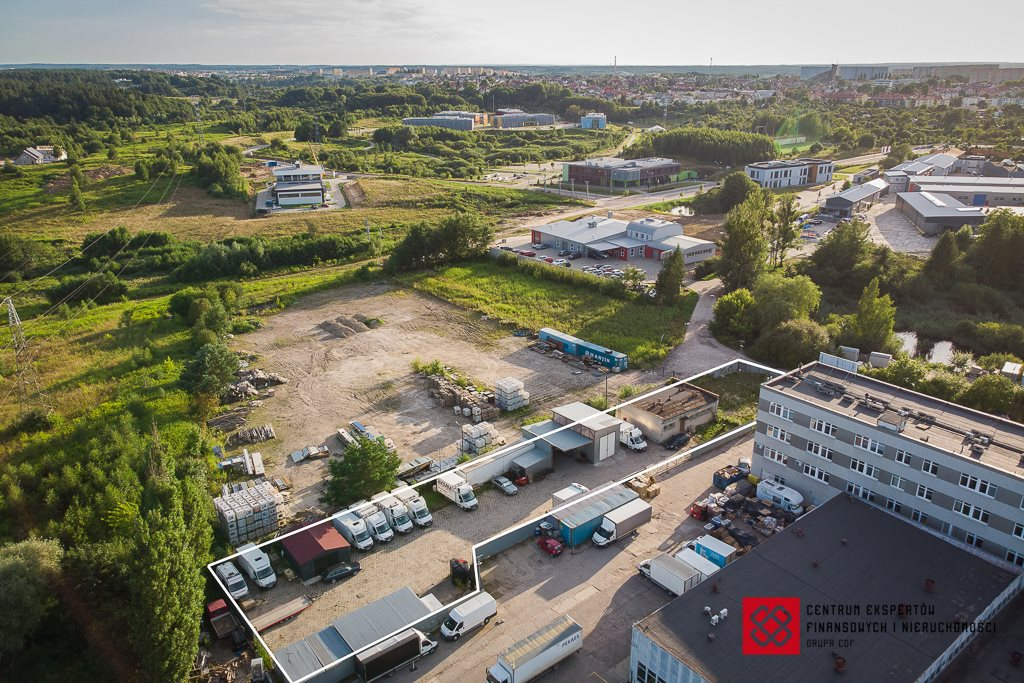 Działka komercyjna na sprzedaż Olsztyn, Aleja Piłsudskiego 76c  2014m2 Foto 6