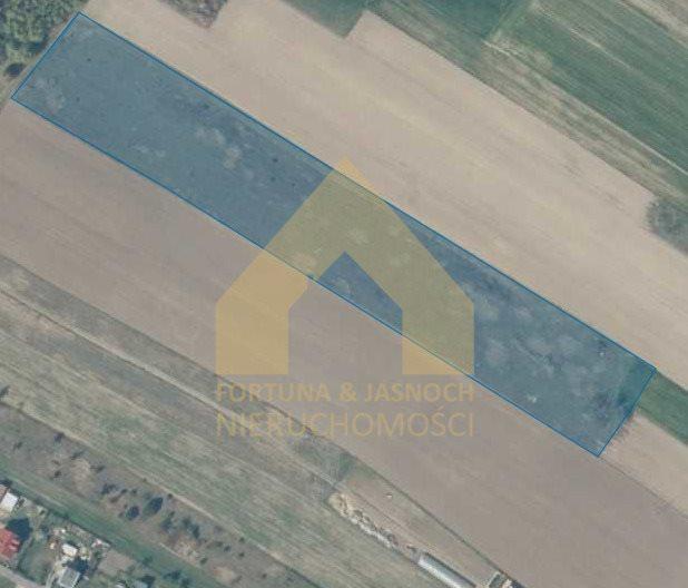 Działka rolna na sprzedaż Żyrowa  17020m2 Foto 1