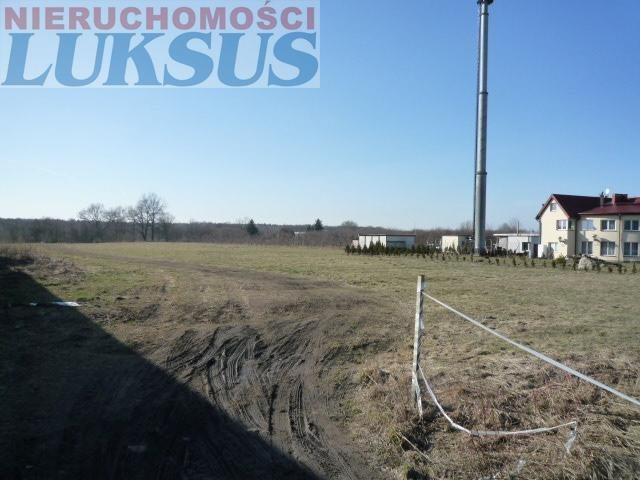 Działka budowlana na sprzedaż Łoś, Łoś  1500m2 Foto 1