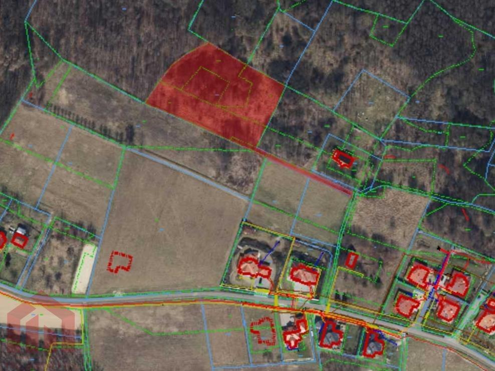 Działka rolna na sprzedaż Kielnarowa  6300m2 Foto 1