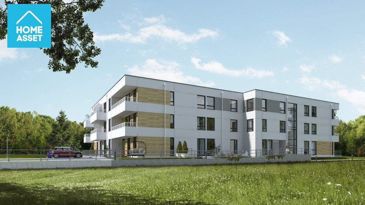 Mieszkanie dwupokojowe na sprzedaż Gdańsk, Komary, Kwiatowa  45m2 Foto 2