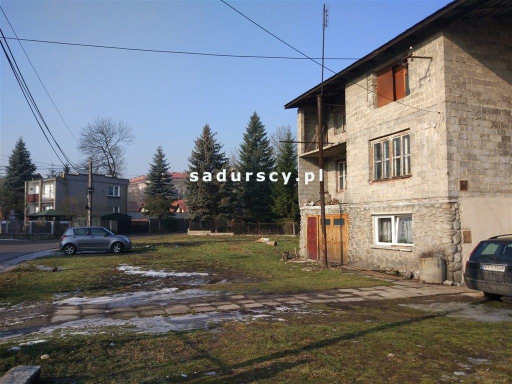 Działka budowlana na sprzedaż Kraków, Dębniki, Tyniec, Benedyktyńska  1269m2 Foto 2