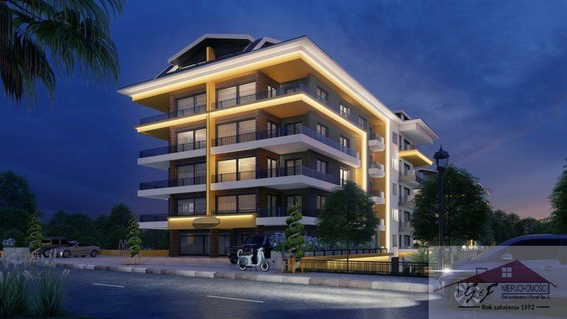 Mieszkanie trzypokojowe na sprzedaż Turcja, Alanya - Kestel, Alanya - Kestel  102m2 Foto 6